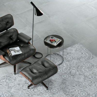 Dekor patchwork grey 60x60 cm._Flaeche